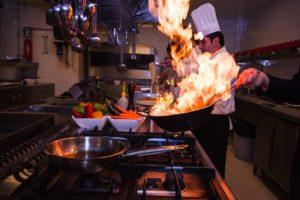 Czynniki szkodliwe dla zdrowia w gastronomii